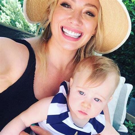 Hilary Duff Celebrates Daughter's First Birthday With