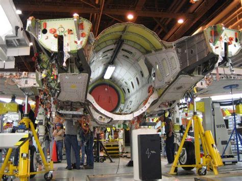 F-35 'Joint Strike Fighter' Assembly Line, Fort Worth
