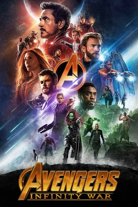 Avengers: Infinity War - Movie info and showtimes in