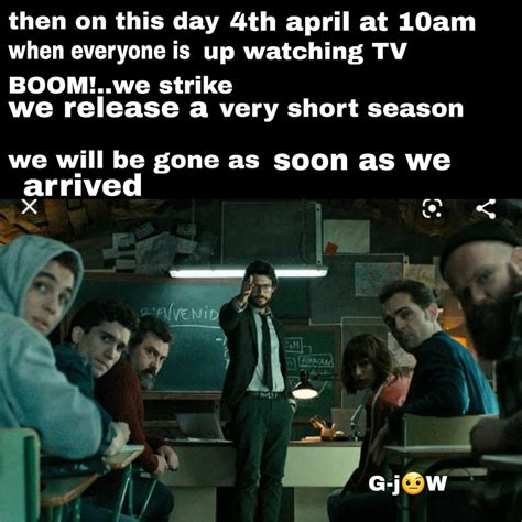 16 Memes From Money Heist That Everyone Will Relate To