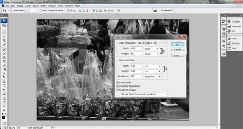 How To Resize An Image In Photoshop If You've Got An