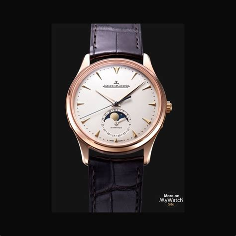 Watch Jaeger-LeCoultre Master Ultra Thin Moon 39 | Master