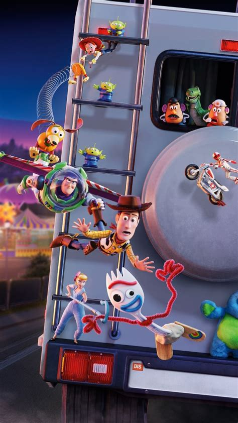 Toy Story 4 5K 2019 Wallpapers   HD Wallpapers   ID #28447