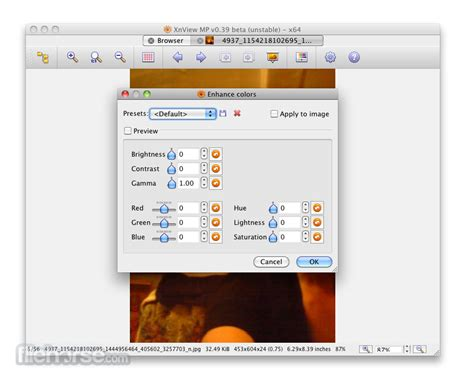 XnView MP for Mac - Download Free (2021 Latest Version)