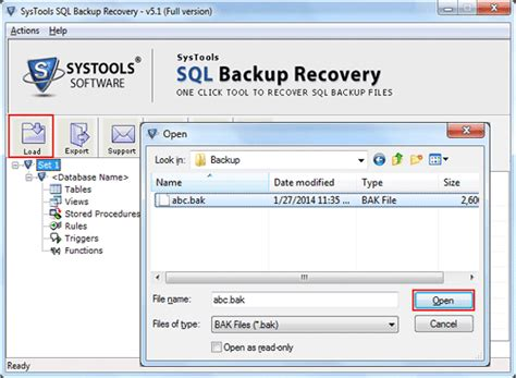 How to Repair SQL BAK Files by Just Follow the Quick Steps