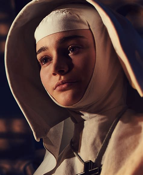 Aisling Franciosi as Sister Ruth   Black Narcissus   FX on