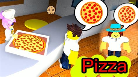 Roblox Pizza Factory Tycoon - Building A Fast Food