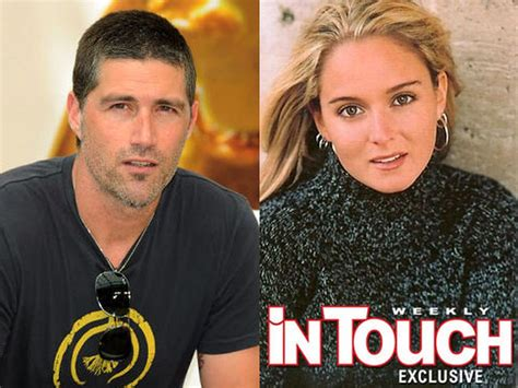 'Lost' star Matthew Fox accused of cheating on wife
