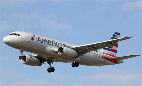 Airbus A320 American Airlines