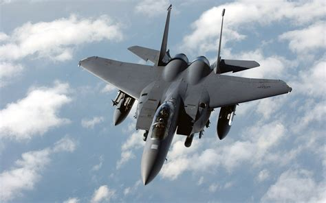 F 15E Strike Eagle Dual Role Fighter Wallpapers | HD
