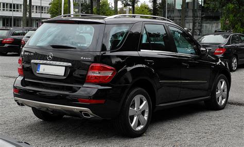 Mercedes-Benz ML 300 CDi 4Matic BlueEfficiency:picture # 6