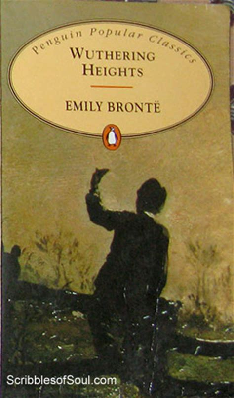 Scribbles of Soul – Wuthering Heights by Emily Bronte