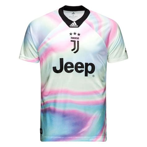 Juventus 4e Shirt EA 2018 LIMITED EDITION | www